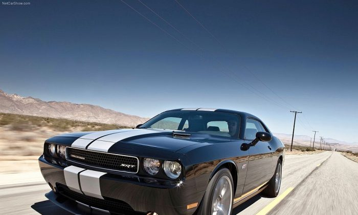 Dodge Challenger SRT8 392. (Courtesy of NetCarShow.com)