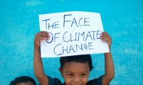 Earth Day: The Face of Climate Change (+Video, Photos)