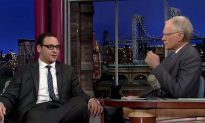 Fired Anchor, Letterman Discuss On-Air Blunder (+Videos)