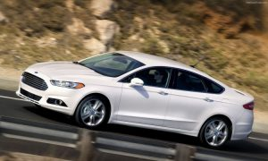 2013 Ford Fusion Is Most Efficient