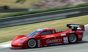 Gainsco 'Red Dragon' Scores Another Rolex Pole at Barber Motorsports Park