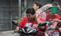 City in Focus: Bangkok's Songkran Street Celebrations (Photos)