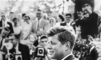 Pictures of JFK, Artifacts from Death, Go on Display in DC