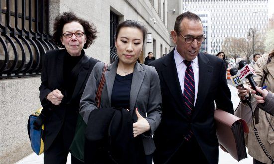 FBI Evidence Shows Jenny Hou Reviewing Straw Donor Forms