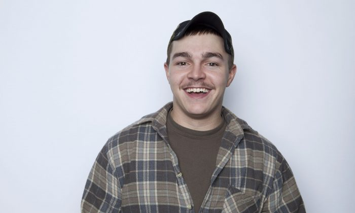 """A file photo of Shain Gandee, from MTV's """"Buckwild"""" reality series in New York.(Amy Sussman/Invision/AP, file)"""