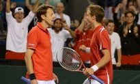 Canada Makes Davis Cup History With Win Over Italy