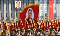 North Korean Birthday Fireworks?