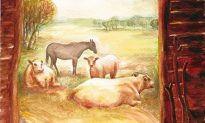 The Antidote: A Reading of 'A Farm-Picture' by Walt Whitman
