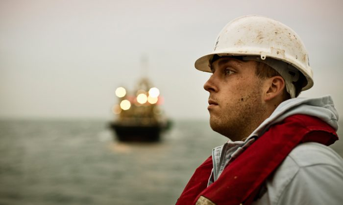 """A still from """"Raw Herring,"""" a documentary film about Dutch commercial fishing. (Courtesy of In-Soo Productions)"""