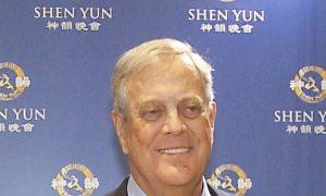 David Koch 'Loved' Shen Yun at His Namesake Theater