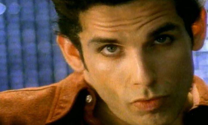 """Actor Ben Stiller stars in the 2001 movie """"Zoolander."""" (Screenshot via The Epoch Times)"""