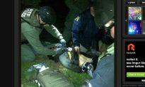 Boston Bomber Arrest Photo Circulates Across Social Media