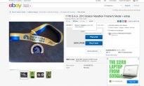 Boston Race Items Sale: Medals, Jackets Appear on eBay