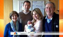 Jenna Hager: Photos of New Baby Released