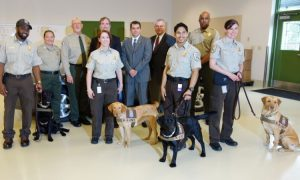 First Wildlife Detector Dogs Graduate