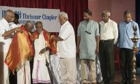 Traditional Craftsmen Honored in South India