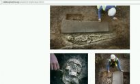 Medieval Knight Crypt: Skeletons Found Under Scotland Lot