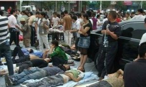 6.9 Earthquake Hits China, At Least 157 Killed (updates)
