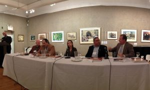 Fine Art Collectors Share Strategies, Stories