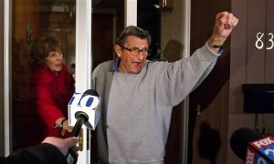 Joe Paterno's Widow: 'In many cases, we unknowingly helped' Sandusky