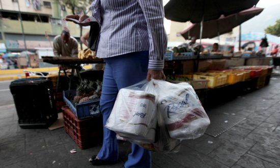 Command Economy Leads to Shortages in Venezuela