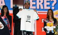 100 Wins for Cavendish in Giro d'Italia Stage 12