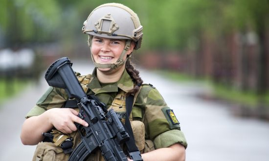 Norway Moves Toward Military Conscription for Women