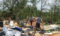 Exclusive: First-hand Photos of Shawnee, Oklahoma After Tornado