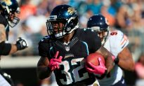 Maurice Jones-Drew Charged With Battery for Knocking Out Security Guard