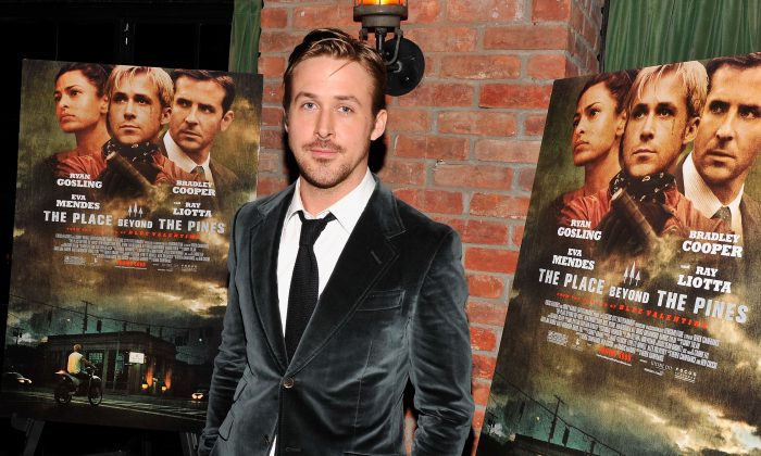 """Ryan Gosling at a recent premiere for the movie """"The Place Beyond the Pines."""" (Stephen Lovekin/Getty Images)"""
