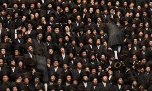 Hasidic Wedding in Israel Draws 25,000