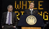 Cuomo Toughens Law Against Texting While Driving in NY