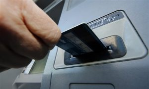 Man Hit Alleged Robber With Car at Drive-Up ATM
