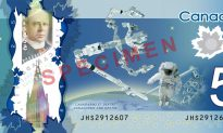 New $5, $10 bills Introduced with Help from Chris Hadfield