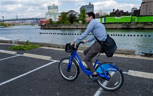 NYC Is Making Bridges Safer for Cyclists