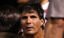 Canseco Tweets Rape Charge: 'This is a first folks'