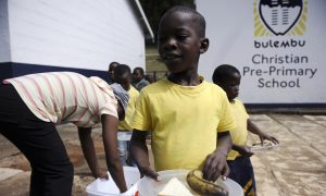 The Increasing Problem of AIDS Orphans in Africa