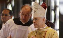 SF Archbishop Presses Washington on Immigration Reform