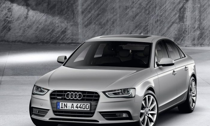 2013 Audi A4 (Courtesy of NetCarShow.com)