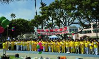 Celebrating the 21st Anniversary of Falun Gong (Photos)