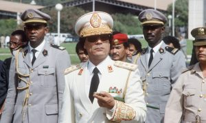 FBI Files: Did Gadhafi Want to Assassinate Reagan?