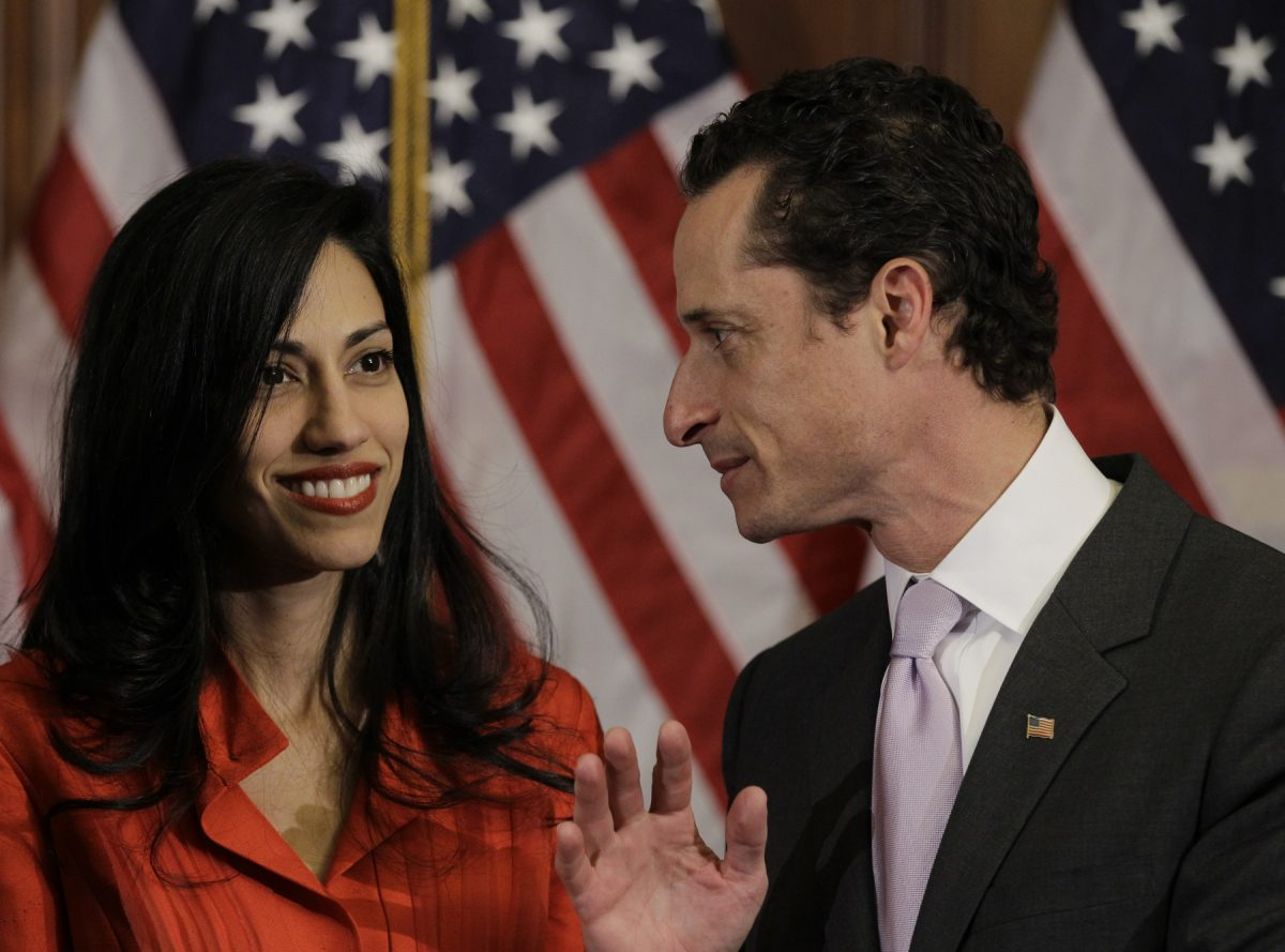 Anthony Weiner Keeps Right On Going