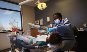 Advanced Technology Enables Single Visit Smile Makeovers