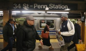New York: Bard College Student With Measles Boarded Amtrak at Penn Station in Manhattan