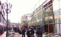 Communist Party Commercializing Tibetan Capital for Tourism, Reports Say