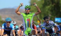 Sagan Wins Stage Three of the Amgen Tour of California