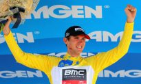 Teejay van Garderen Wins Tour of California Stage Six Time Trail, Stretches Lead