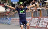 Second Stage Win for Visconti in Giro d'Italia