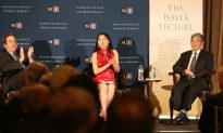 Banned 'Tombstone' Author Receives Literary Prize in New York