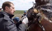 Animal Astronauts Return to Earth (Video)